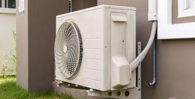 groupe de climatisation et unité extérieure