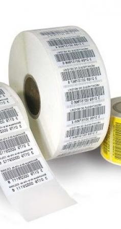 Combien coûte une étiquette code à barre ?