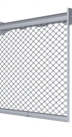Combien coûte un rideau de sécurité ?