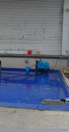 Quelles sont les règles applicables aux aires de lavage ?