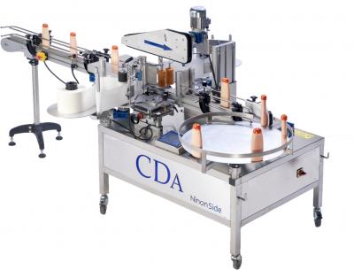 Machine étiquetage automatique industrielle