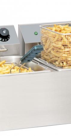 Combien coûte une friteuse ?