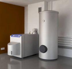 Chaudière à gaz basse température à poser au sol