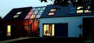 Maison à ossature métallique
