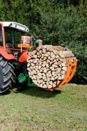 Fagoteuse à bois