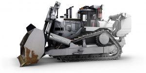 Bulldozer Chenille