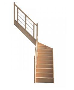 Prix escalier demi tournant quart tournant