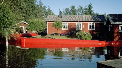 Boudin Eau Inondation Maison Protection