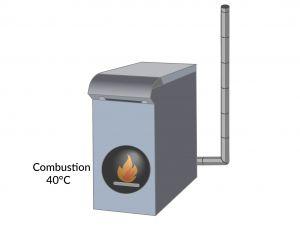 Chaudière à fioul basse température