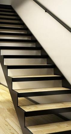 Combien coûte un escalier droit ?