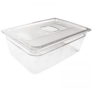 bac alimentaire polycarbonate