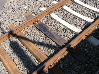 Traverses de chemin de fer