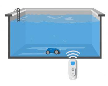 Robots piscine à télécommande