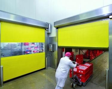 portes rapides portes industrielles