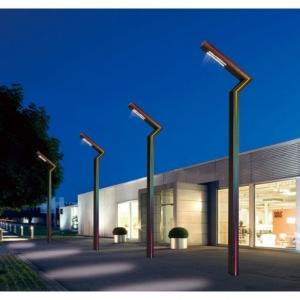 lampadaires urbains LED
