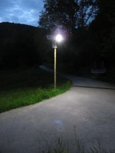 luminaire d'éclairage public