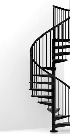 Combien coûte un escalier hélicoïdal ?