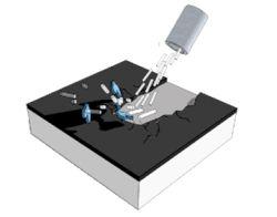 Technique nettoyage cryogénique
