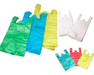 Sac en plastique biodégradable