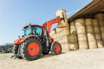 Tracteur agricole support prise de force
