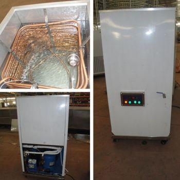 Refroidisseur d'eau pour boulangerie composant