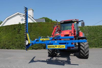 Taille-haie hydraulique Tracteur