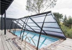 abri piscine relevable (km