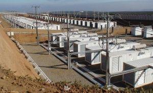 Groupe électrogène installation parc