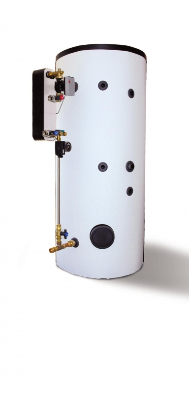 Préparateur ECS semi-instantané