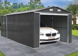 Garage détaché en métal