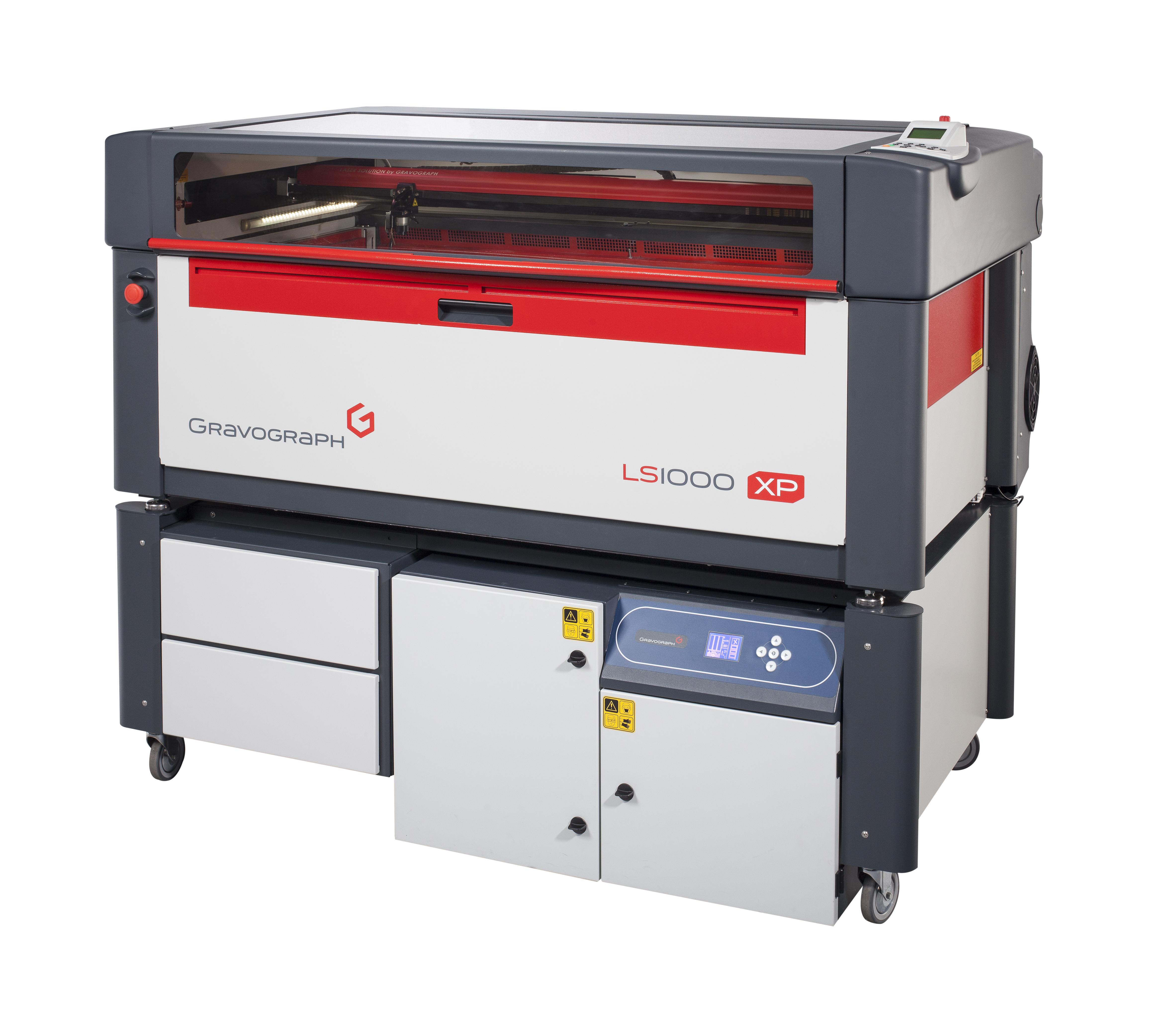LS1000XP, le nouveau laser CO2 grand format