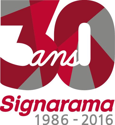 Signarama fête ses 30 ans