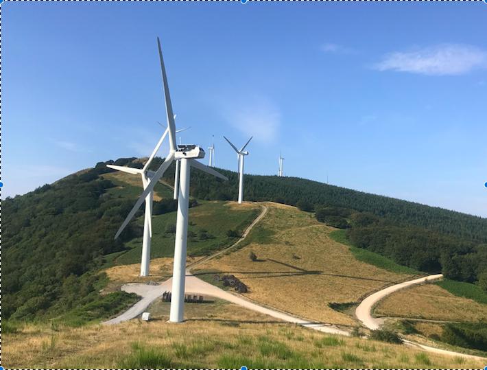 Les transformateurs hautes tensions (éoliennes) ...