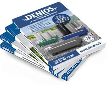 Le nouveau catalogue DENIOS 2019 est disponible