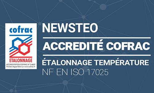Newsteo obtient son accréditation par le Cofrac ...