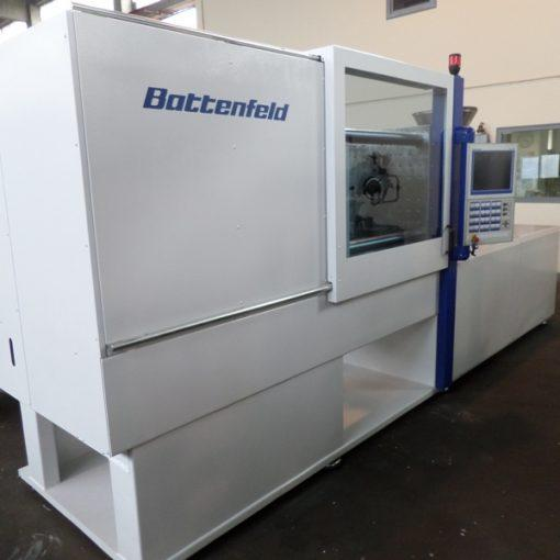 Presse a injecter 160t battenfeld hm 160 / 750 - 2052