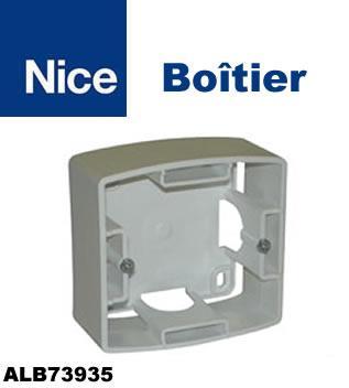 boitier interrupteur nice alb73935 comparer les prix de boitier interrupteur nice alb73935 sur. Black Bedroom Furniture Sets. Home Design Ideas