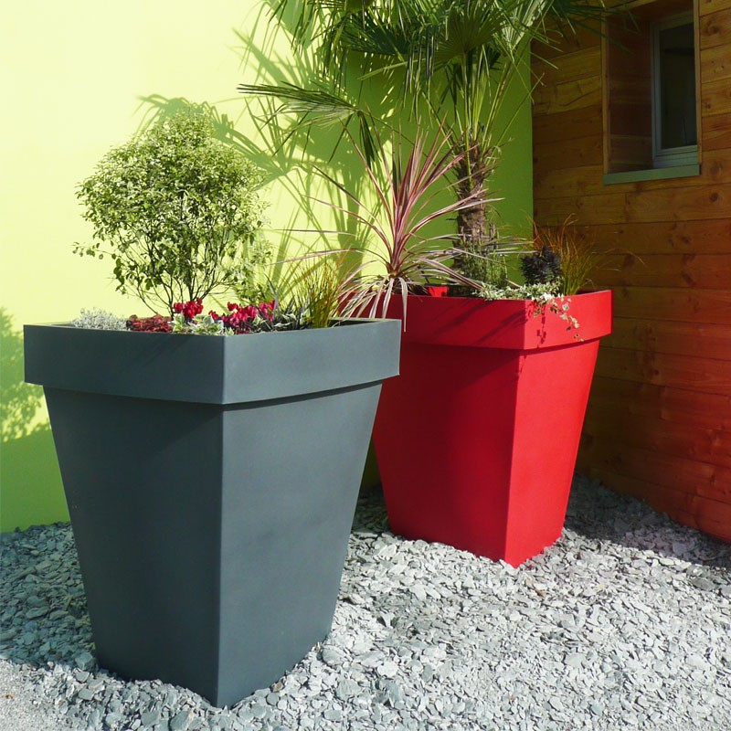 pot de fleur tous les fournisseurs jardiniere bac a fleurs bois ceramique metal. Black Bedroom Furniture Sets. Home Design Ideas