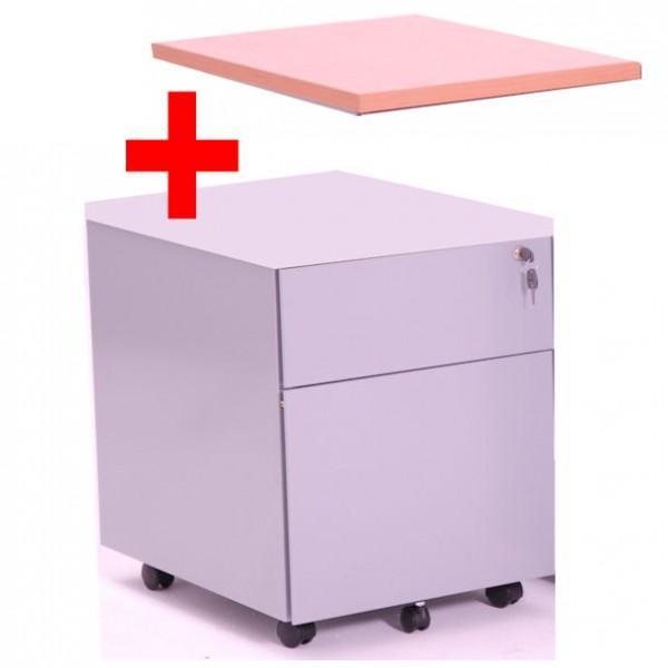 caissons de bureaux mobiles rolleco achat vente de caissons de bureaux mobiles rolleco. Black Bedroom Furniture Sets. Home Design Ideas