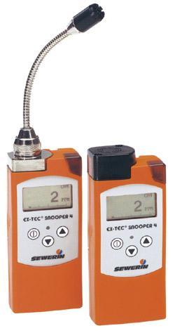 Détecteur de fuites de gaz ex-tec snooper 4