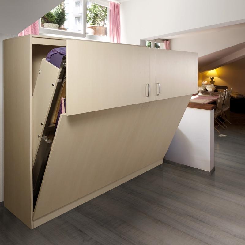 lits escamotables transversal. Black Bedroom Furniture Sets. Home Design Ideas