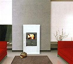 poele en faience lunelle. Black Bedroom Furniture Sets. Home Design Ideas