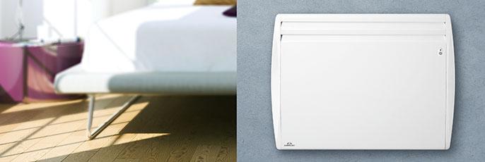 radiateur a chaleur douce a rayonnement maitrise. Black Bedroom Furniture Sets. Home Design Ideas