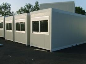cabane de chantier d 39 occasion. Black Bedroom Furniture Sets. Home Design Ideas