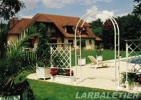Arches et arceaux de jardin