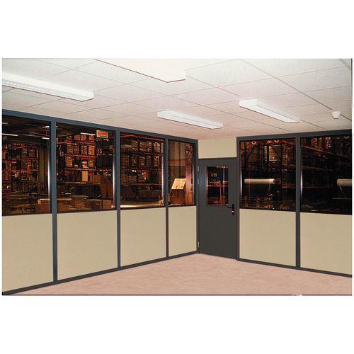 cloisons d 39 ateliers manutan achat vente de cloisons d 39 ateliers manutan comparez les prix. Black Bedroom Furniture Sets. Home Design Ideas