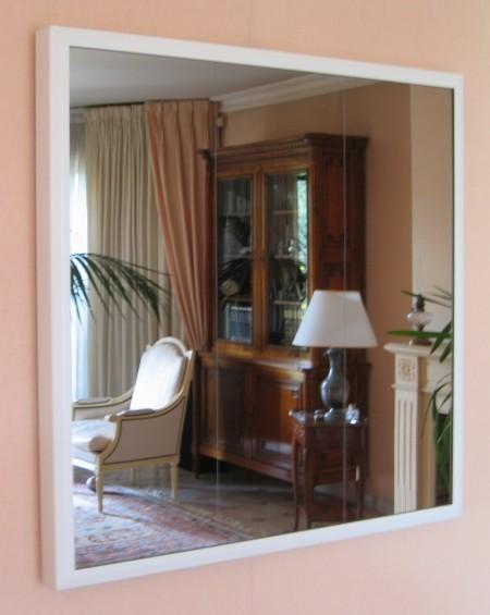 Miroir infrarouge chauffant 370 watts for Miroir chauffant