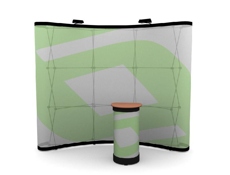 Stand parapluie pack snapup 3x3 spots comptoir valise for Stand parapluie prix