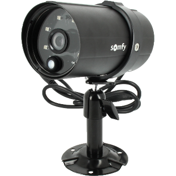 Alarme exterieure somfy cheap alarme de maison somfy - Camera exterieure somfy ...