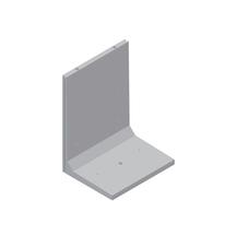 point p tp produits elements prefabriques pour mur de soutenement. Black Bedroom Furniture Sets. Home Design Ideas